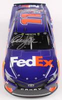 Denny Hamlin Signed 2017 NASCAR #11 FedEx Freight - 1:24 Premium Action Diecast Car (PA COA) at PristineAuction.com
