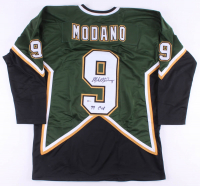 "Mike Modano Signed Jersey Inscribed ""99 Cup"" (Beckett COA) at PristineAuction.com"