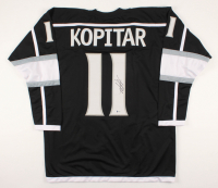 Anze Kopitar Signed Jersey (Beckett COA) at PristineAuction.com