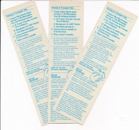 Lot of (3) Unused 1981 The Rolling Stones Candlestick Park Concert Tickets at PristineAuction.com