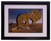 "Salvador Dali ""The Enigma of Desire"" 18x20 Custom Framed Print Display at PristineAuction.com"