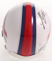 LeSean McCoy Signed Bills Mini-Helmet (JSA COA) at PristineAuction.com