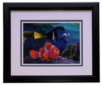 "Finding Nemo ""Marlin & Dory"" 16x18 Custom Framed Photo Display at PristineAuction.com"