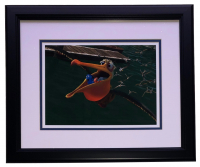 "Finding Nemo ""Nigel Escape"" 16x18 Custom Framed Photo Display at PristineAuction.com"