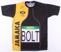 Usain Bolt Signed Jersey (PSA Hologram) at PristineAuction.com