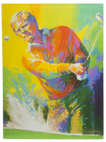 Jack Nicklaus Signed 30x40 Malcolm Farley Giclee on Canvas (Fanatics Hologram) at PristineAuction.com