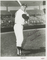 "Roger Maris Signed Yankees 8x10 Photo ""Best Wishes"" (JSA LOA) at PristineAuction.com"