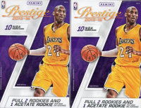 Lot of (2) 2015-16 Panini Prestige Basketball Hanger Boxes at PristineAuction.com
