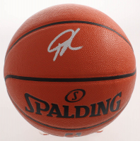 Giannis Antetokounmpo Signed NBA Game Ball Series Basketball (JSA COA) at PristineAuction.com