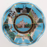 Vintage Disneyland Ashtray Plate at PristineAuction.com