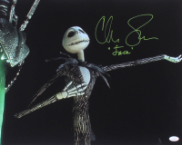 "Chris Sarandon Signed ""The Nightmare Before Christmas"" 16x20 Photo Inscribed ""Jack"" (JSA COA) at PristineAuction.com"