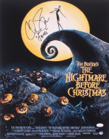 "Chris Sarandon Signed ""The Nightmare Before Christmas"" 16x20 Photo Inscribed ""Jack"" (JSA COA) at PristineAuction.com"