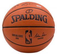 Kobe Bryant Signed NBA Game Ball Series Basketball with High-Quality Display Case (Panini COA) at PristineAuction.com
