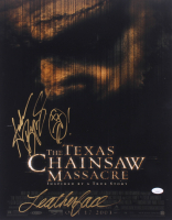 "Andrew Bryniarski Signed ""The Texas Chainsaw Massacre"" 16x20 Photo Inscribed ""Leatherface"" (JSA COA) at PristineAuction.com"