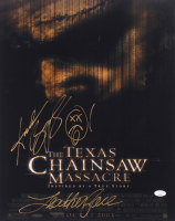 """Andrew Bryniarski Signed """"The Texas Chainsaw Massacre"""" 16x20 Photo Inscribed """"Leatherface"""" (JSA COA) at PristineAuction.com"""