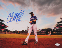 Charlie Blackmon Signed Rockies 11x14 Photo (JSA COA) at PristineAuction.com