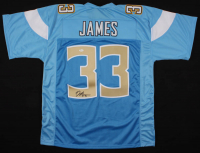 Derwin James Signed Jersey (JSA COA) at PristineAuction.com