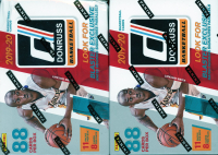 Lot of (2) 2019-20 Panini Donruss Basketball Blaster Boxes at PristineAuction.com
