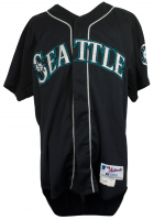 Alex Rodriguez Game-Used Mariners Russell Athletic Jersey (Mears LOA) at PristineAuction.com