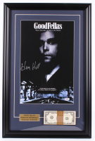"Henry Hill Signed ""The Goodfellas"" 17.5x26.5 Custom Framed Movie Poster Display (PSA COA) at PristineAuction.com"