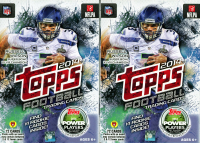 Lot of (2) 2014 Topps Football Hanger Boxes at PristineAuction.com
