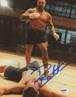 "Dave Bautista Signed ""Kickboxer: Vengeance"" 8x10 Photo (PSA Hologram) at PristineAuction.com"