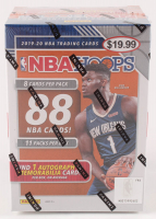 2019-20 Panini Hoops Basketball Blaster Box of (11) Packs at PristineAuction.com