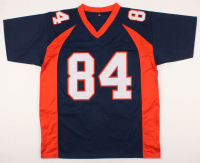 Shannon Sharpe Signed Jersey (Beckett COA) at PristineAuction.com