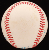 Mickey Mantle Signed OAL Baseball (PSA LOA) at PristineAuction.com