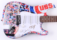 "Kris Bryant Signed Cubs 38"" Custom Electric Guitar (PSA Hologram) at PristineAuction.com"