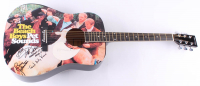 "Brian Wilson, Mike Love & Bruce Johnston Signed The Beach Boys ""Pet Sounds"" 41"" Acoustic Guitar Inscribed ""Wouldn't It Be Nice?"" & ""God Only Knows"" (PSA LOA) at PristineAuction.com"
