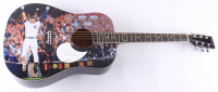 "Derek Jeter Signed Yankees 41"" Custom Acoustic Guitar (PSA LOA) at PristineAuction.com"