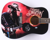 "Chris Stapleton Signed 41"" Acoustic Guitar (Beckett Hologram) at PristineAuction.com"