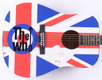 "Pete Townshend Signed The Who 41"" Acoustic Guitar (PSA Hologram) at PristineAuction.com"