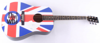 """Pete Townshend Signed The Who 41"""" Acoustic Guitar (PSA Hologram) at PristineAuction.com"""