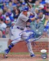 Joc Pederson Signed Dodgers 8x10 Photo (JSA COA) at PristineAuction.com