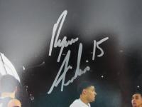 Kris Jenkins & Ryan Arcidiacono Signed Villanova Wildcats 11x14 Photo (JSA COA) at PristineAuction.com