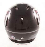 Matt Ryan Signed Falcons Full-Size Authentic On-Field Speed Helmet (Fanatics Hologram) at PristineAuction.com