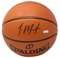 Ja Morant Signed NBA Game Ball Series Basketball (Panini COA) at PristineAuction.com