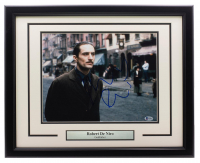 "Robert De Niro Signed ""The Godfather Part II"" 16x20 Custom Framed Photo (Beckett COA) at PristineAuction.com"