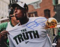 Paul Pierce Signed Celtics 11x14 Photo (JSA COA) at PristineAuction.com