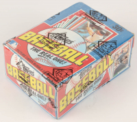 1982 Topps Baseball Wax Box (BBCE Certified) at PristineAuction.com