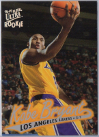 Kobe Bryant 1996-97 Fleer Ultra #52 RC at PristineAuction.com