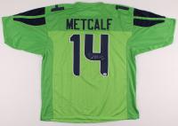 D. K. Metcalf Signed Jersey (JSA Hologram) at PristineAuction.com