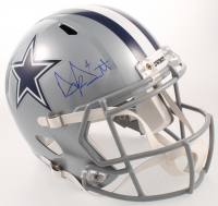 Dak Prescott Signed Cowboys Full-Size Speed Helmet (Beckett COA) at PristineAuction.com
