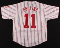 Jimmy Rollins Signed Jersey (Beckett Hologram) at PristineAuction.com