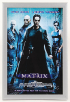 """The Matrix"" 12.5x18.5 Custom Framed Movie Poster Display at PristineAuction.com"