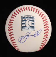Jeff Bagwell Signed OML Hall of Fame Logo Baseball (JSA COA) at PristineAuction.com