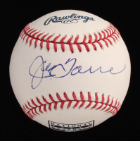 Joe Torre Signed OML Hall of Fame Logo Baseball (JSA COA) at PristineAuction.com