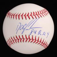 "Doc Gooden Signed OML Baseball Inscribed ""84 R.O.Y."" (JSA COA) at PristineAuction.com"
